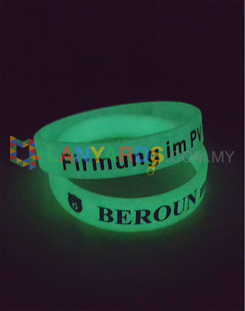 Glow in Dark Wristband