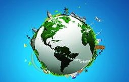 Green Planet Go Green