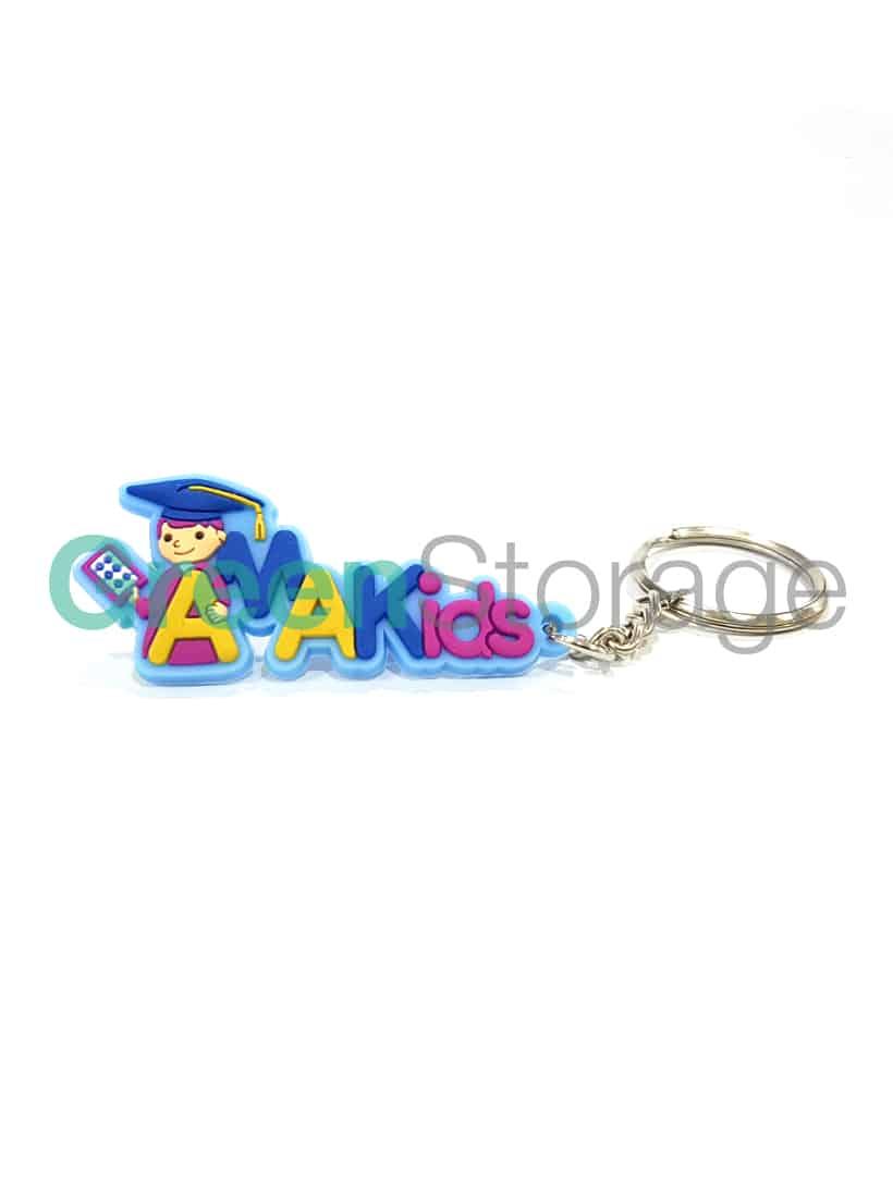 Rubber/Pvc Keychain