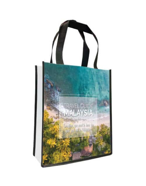 CNH01 A4 Sublimation Non Woven Bag